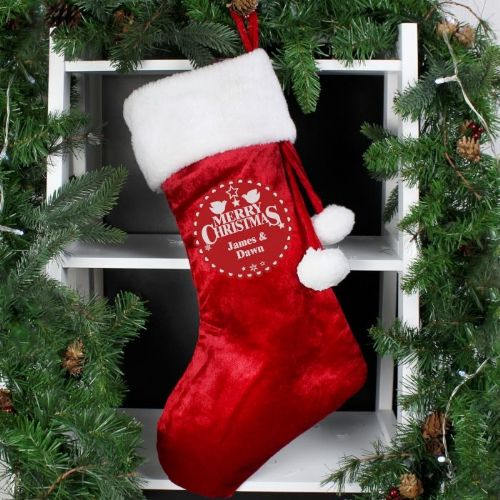 Christmas Wishes Stocking